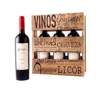 Party Case Escorihuela Gran Reserva Malbec