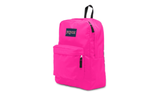 Jansport SuperBreak 01B-  Fusia en internet