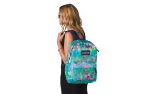 Jansport SuperBreak Palmera Tropicales en internet