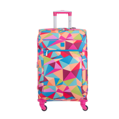 Valija Go Trip by Ls&d Triangulos Carry On/ Cabina