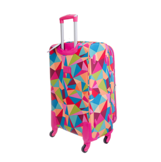 Valija Go Trip by Ls&d Triangulos Carry On/ Cabina - comprar online