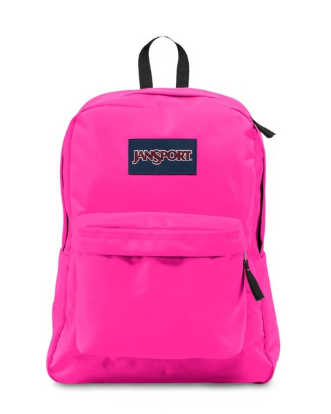 Jansport SuperBreak 01B-  Fusia