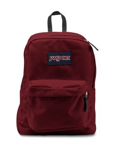Jansport SuperBreak 9FL- Mochila Bordeux