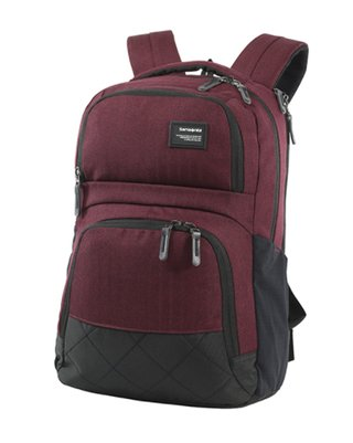 Mochila Samsonite Nine Ten Bordeux