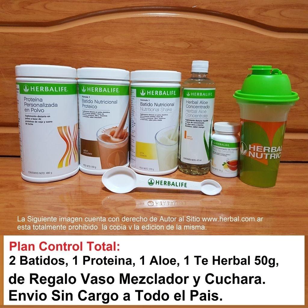 Plan Control Total