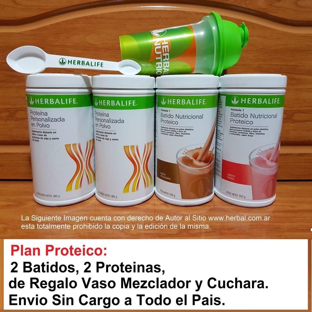 Plan Proteico