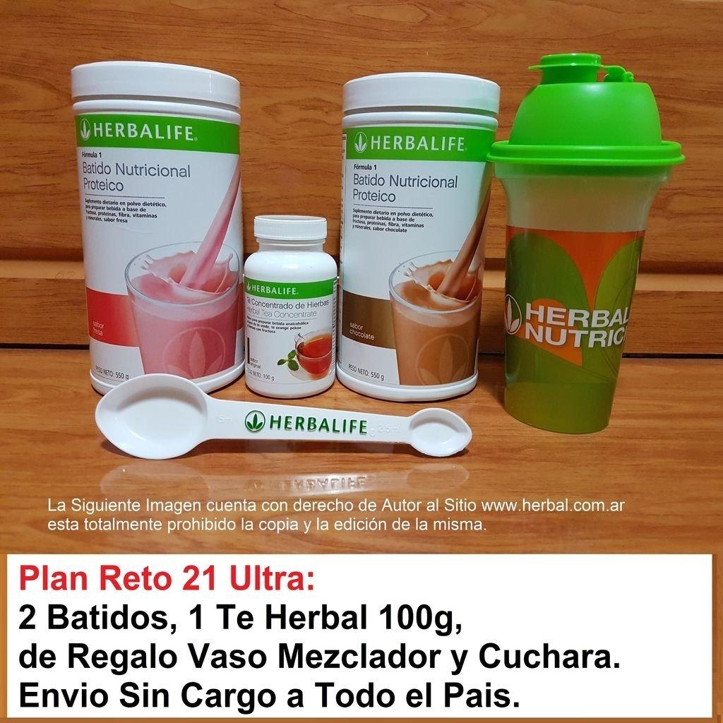 Plan Reto 21 Ultra (Nuevo)