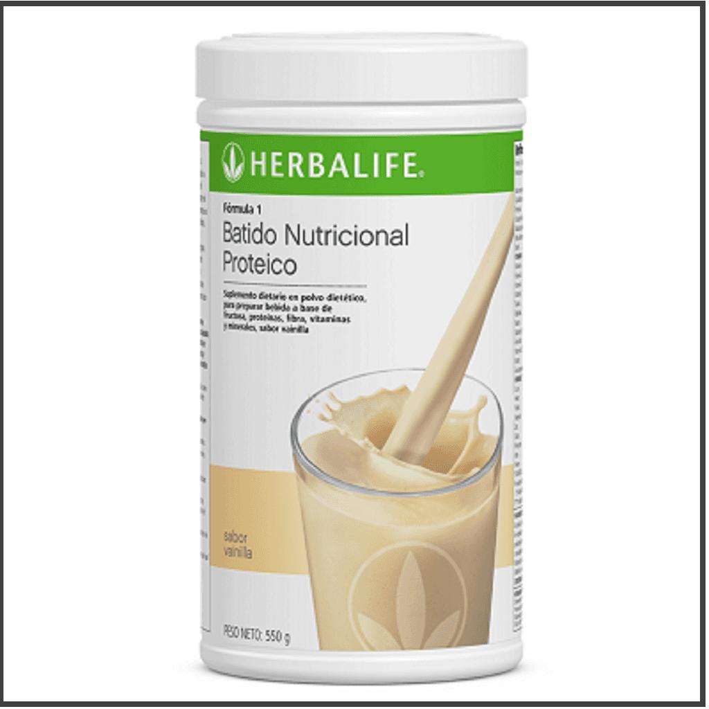 Batido sabor Vainilla proteico (Nuevo)