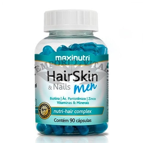 HairSkin & Nails Men - comprar online