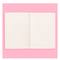 Kit Cuaderno A5 Rayado Floreado Ramitas + Bullet Journal A6 - comprar online