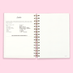 Cuaderno Bullet Journal Punteado A5 - GOOD THINGS - tienda online