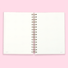 Imagen de Cuaderno Bullet Journal Punteado A5 - GOOD THINGS