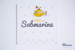 COD. F11 / Yellow submarine