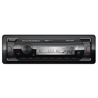 Autoestereo Crown Mustang Mp3 USB/SD Aux 52W DMR-6000BT
