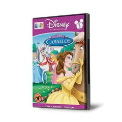 CABALLOS REALES DISNEY PRINCESAS - PC