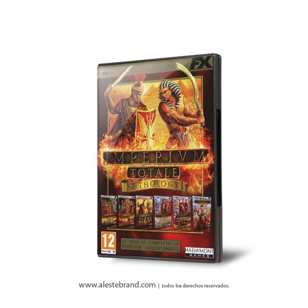 Imperivm Total Anthology - pc