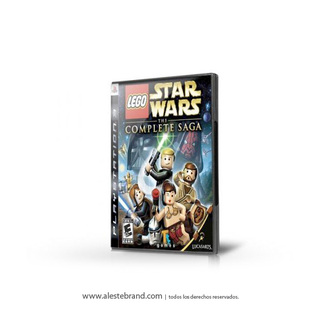 LEGO STAR WARS THE COMPLETE SAGA - PS3