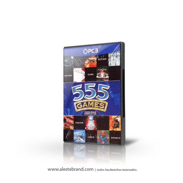 555 Complete Games - PC