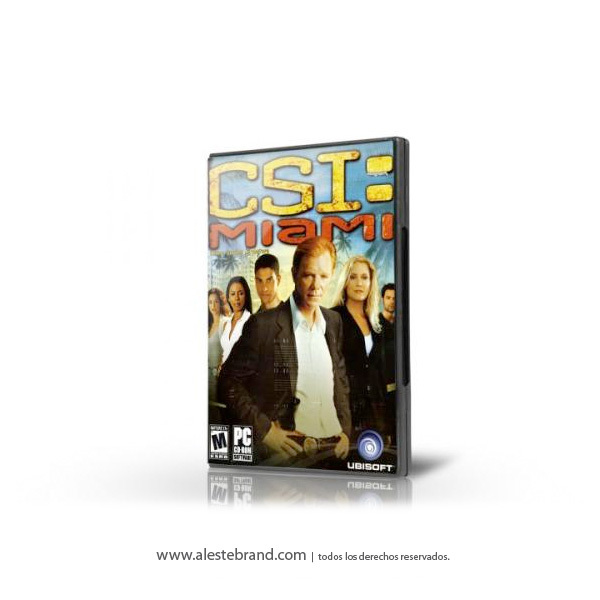CSI 3 MIAMI - PC