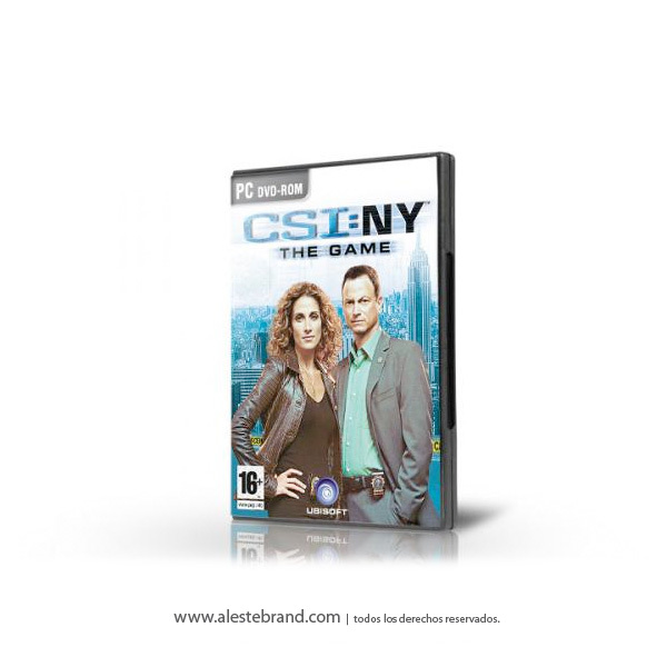 CSI: NEW YORK - PC
