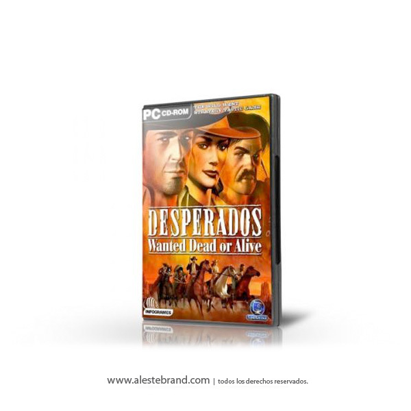 DESPERADOS - PC
