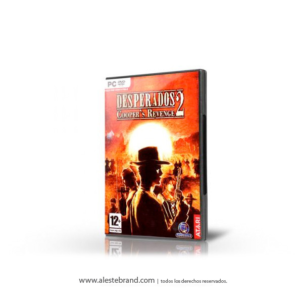 DESPERADOS 2 DVD - PC