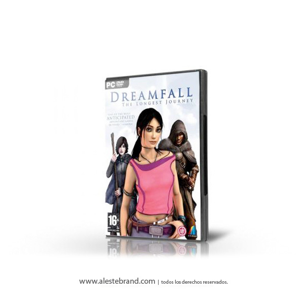 DREAMFALL -PC
