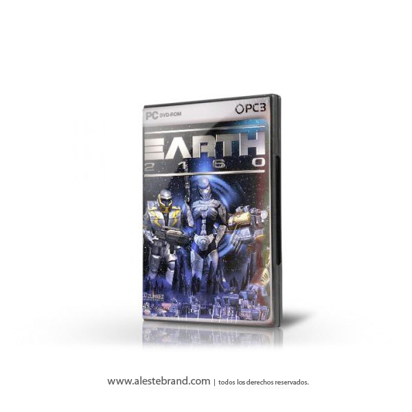 Earth 2160 - PC