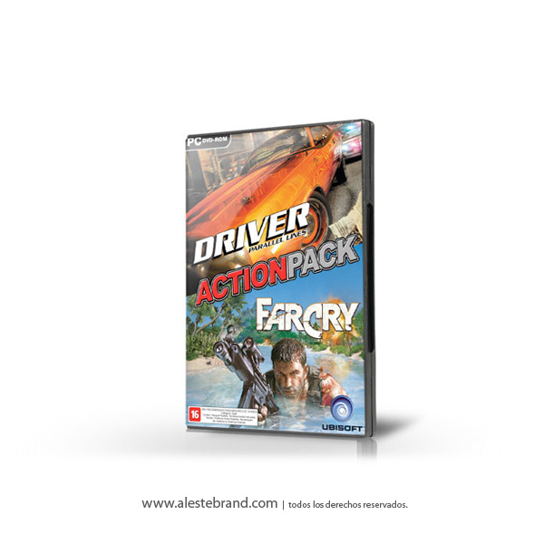FAR CRY - DRIVER PARALLEL LINES (DOBEL PACK) - PC