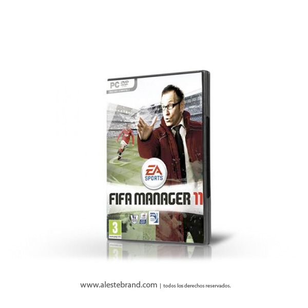 FIFA MANAGER 11- PC