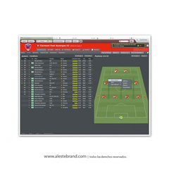 Football Manager 2010 PC en internet