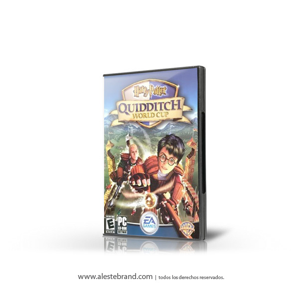 HARRY POTTER QUIDDITCH COPA DEL MUNDO - PC