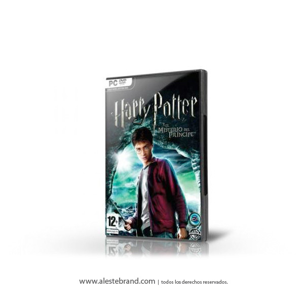 HARRY POTTER Y EL MISTERIO DEL PRINCIPE - PC