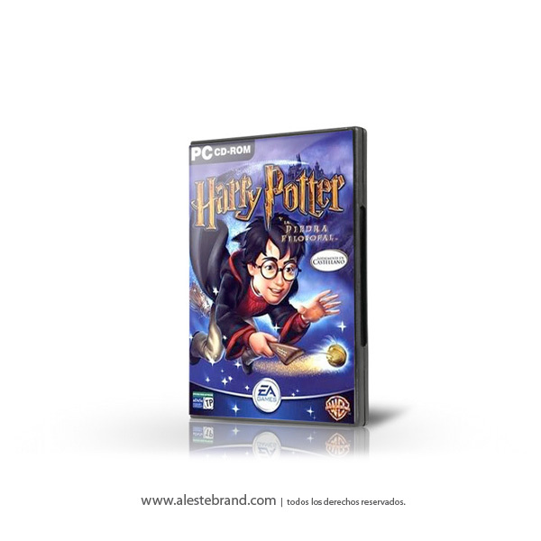 HARRY POTTER Y LA PIEDRA FILOSOFAL - PC