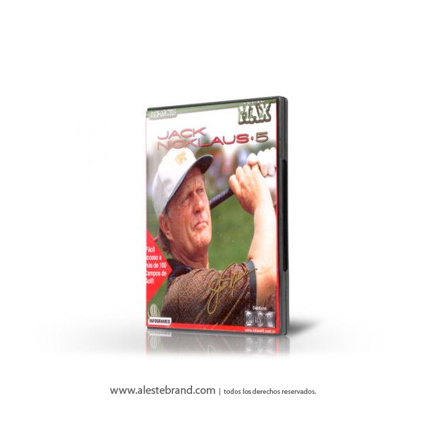 JACK NICKLAUS 5 - PC