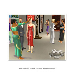 LOS SIMS 2 GLAMOUR - PC - comprar online