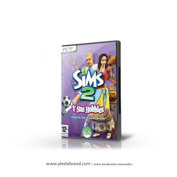 LOS SIMS 2 Y SUS HOBBIES - PC
