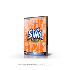 LOS SIMS SUPERSTARS + PC