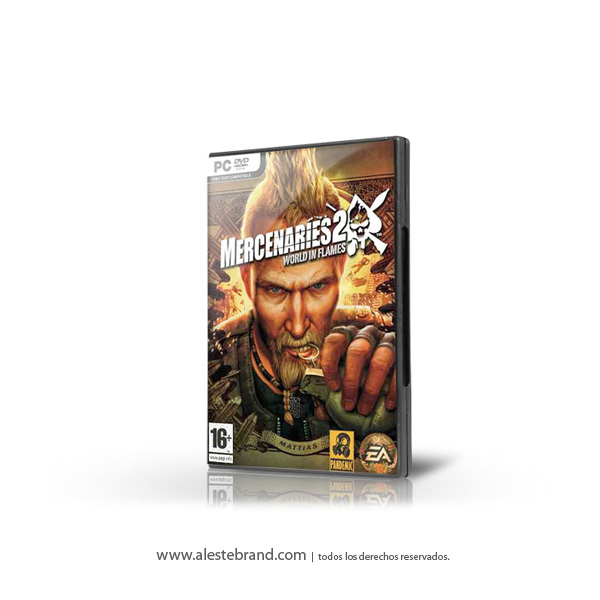 MERCENARIOS 2 - PC