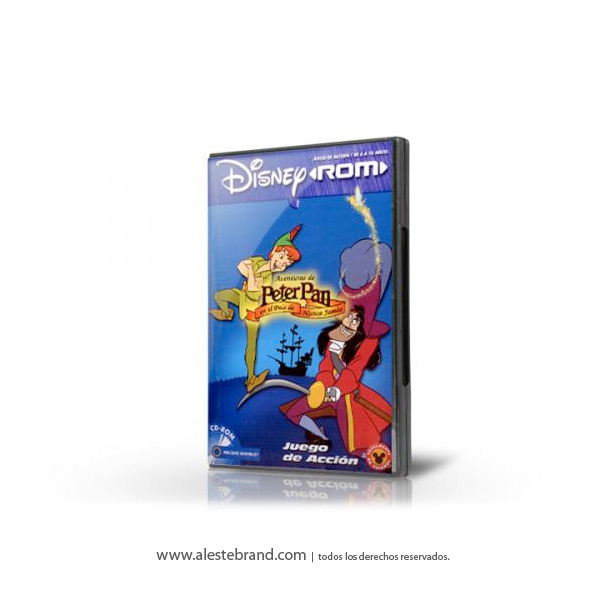 PETER PAN - DISNEY ROM - PC