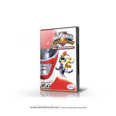 POWER RANGER SUPER LEGENDS -PC