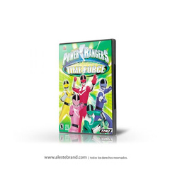 POWER RANGER TIME FORCE - PC