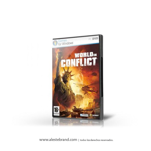 WORLD IN CONFLICT - PC - comprar online