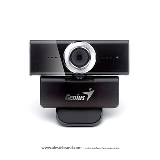 WebCam GENIUS FaceCam 1000 HD USB2.0/1.1 - No Mic