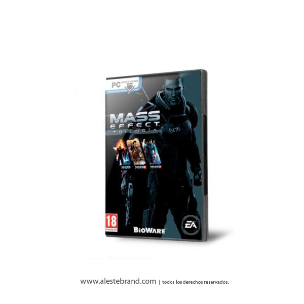 MASS EFFECT TRILOGIA - PC