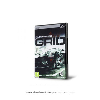 RACE DRIVER GRID - PC