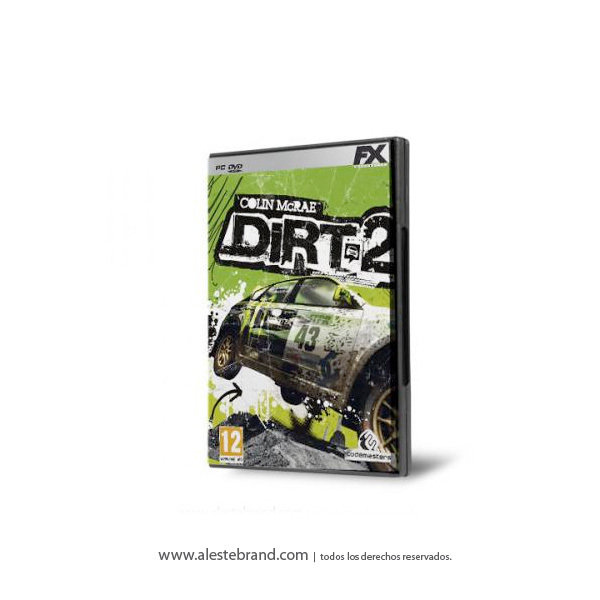 COLIN McRAE DIRT 2 - PC