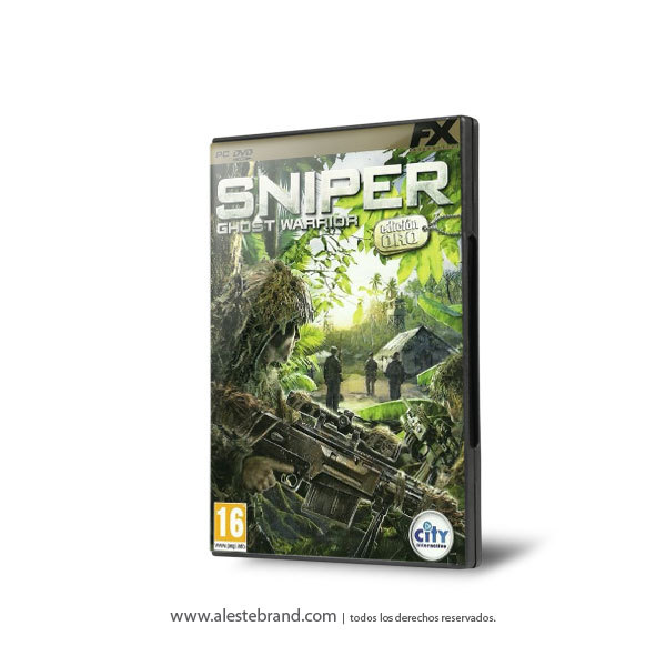 SNIPER GHOST WARRIOR ORO - PC