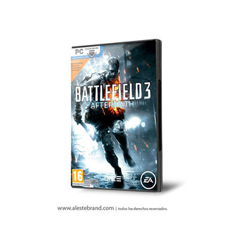 BATTLEFIELD 3: Aftermath / Pack de Expansión - PC