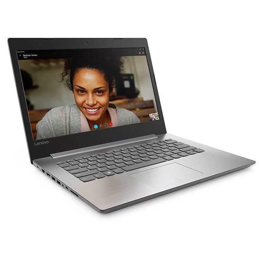 "Notebook Lenovo Ideapad Intel I7 7500U 14"" HD Led 320-14lkb"